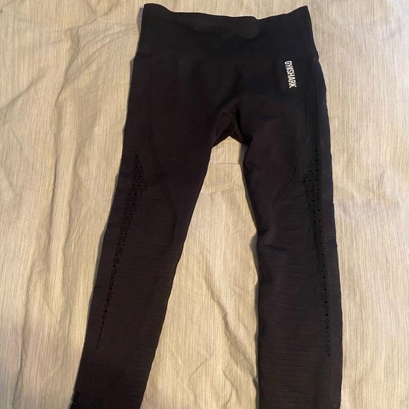 Gymshark black seamless leggings